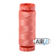 Aurifil 50 Cotton Thread - 2220 (Light Salmon)